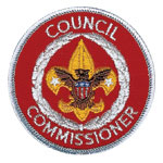 Council Commissioner Patch