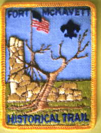 Fort McKavett Historical Trail patch