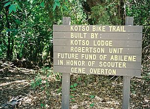 Kotso Bike Trail project