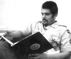 Victor Meza, Jr, Adviser to lodge from 1983-84.