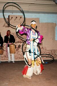 Hoop Dance Feb 1976